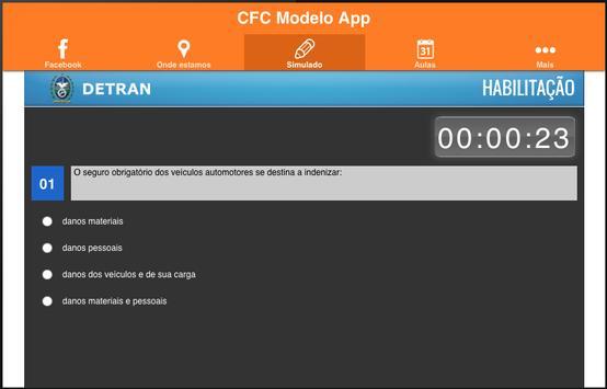 CFC Modelo App poster