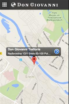 Don Giovanni Trattoria apk screenshot