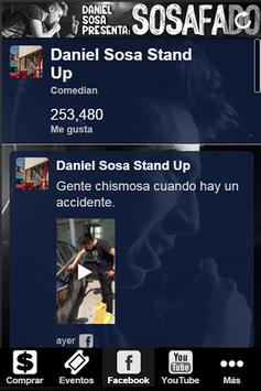 Daniel Sosa screenshot 1