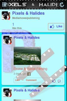 Pixels and halides apk screenshot