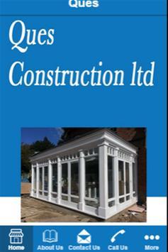 Ques Construction Ltd apk screenshot