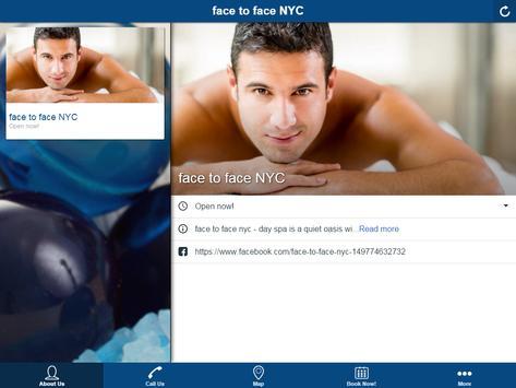 face to face NYC apk screenshot