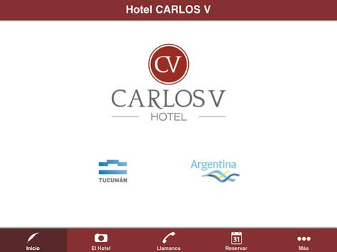 Hotel Carlos V apk screenshot