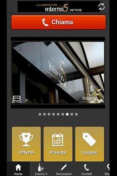 Interno 5 App poster