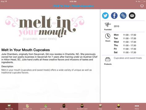 Melt In Your Mouth Cupcakes apk screenshot