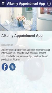 Alkemy Appointment App poster
