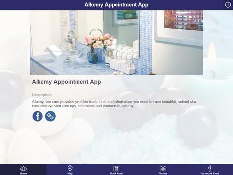 Alkemy Appointment App screenshot 2