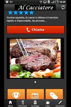 Al Cacciatore App poster