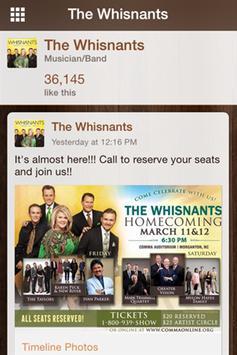 Whisnants Music screenshot 1