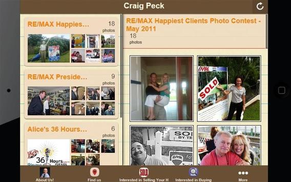 Craig Peck screenshot 3