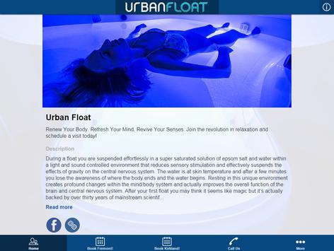 Urban Float screenshot 2