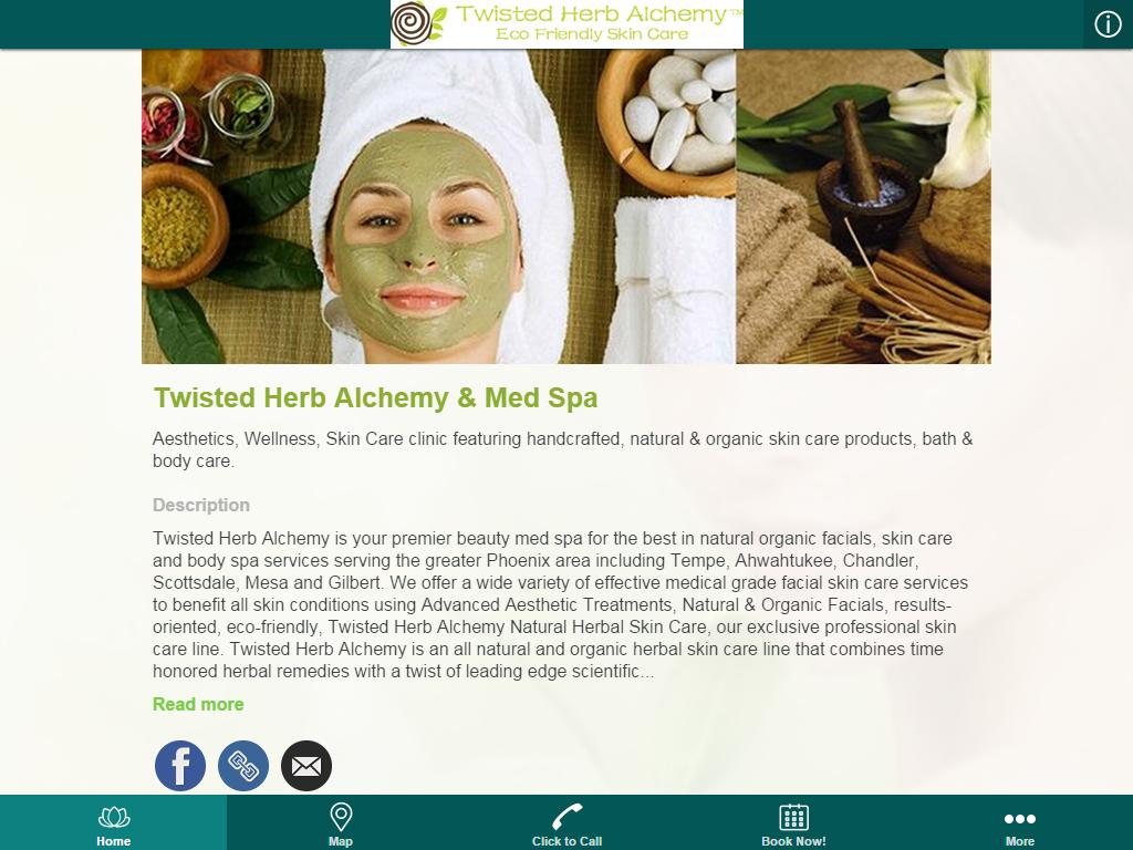 Twisted Herb Alchemy & Med Spa for Android - APK Download