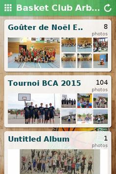 Basket Club Arbreslois screenshot 1