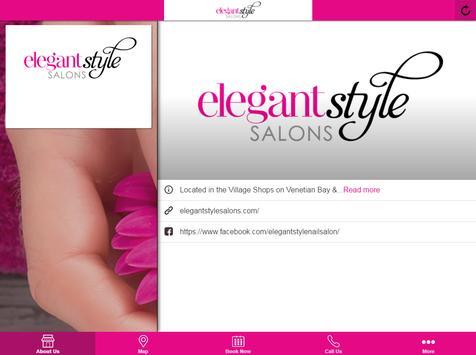 Elegant Style Nail Salon screenshot 2