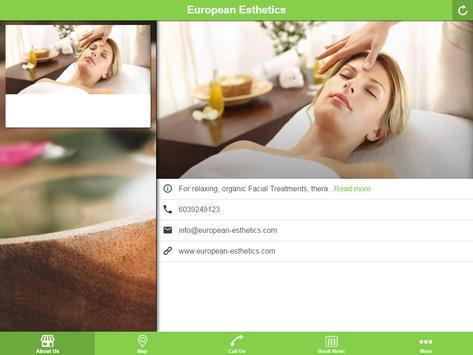 European Esthetics screenshot 5