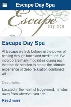 Escape Day Spa screenshot 1