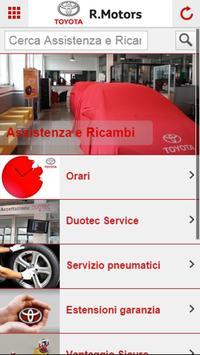 R. Motors screenshot 1