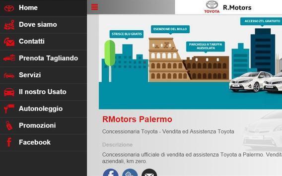 R. Motors screenshot 2