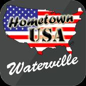 Waterville, Maine icon