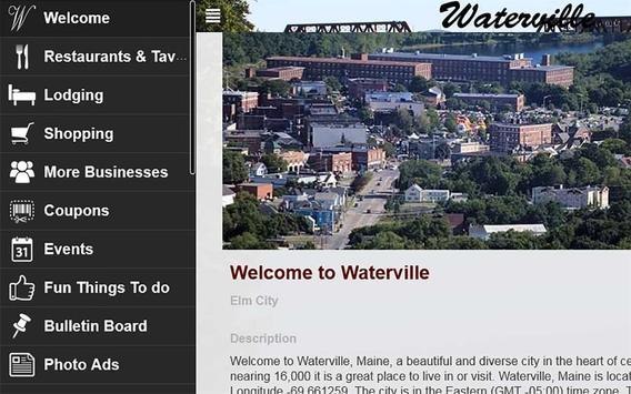 Waterville, Maine screenshot 2