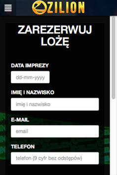 Zilion CLUB screenshot 1
