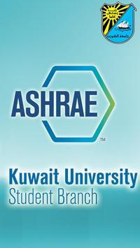 Ashrae Kuwait poster