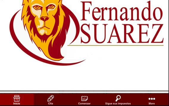 El Leon Fernando Suarez screenshot 1