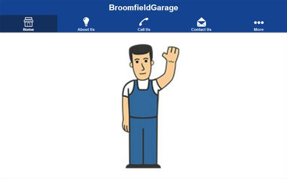 Broomfield Garage Services apk screenshot