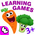 Baby Kindergarten Learning Games for Kids! Apps APK