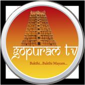Gopuram TV icon
