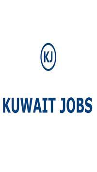 Kuwait Jobs poster