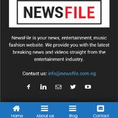 Newsfile NG icon