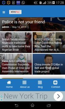 Newsfile NG screenshot 3