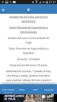 ... BA Yoga Gratis captura de pantalla 4 ... 27fa14613a12