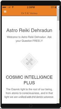Astro reiki screenshot 1