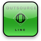 OutsourceLine icon