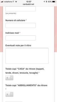 Pulisecco Rambaldi apk screenshot