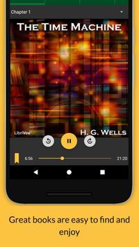 LibriVox Audio Books Free apk screenshot
