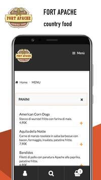 Fort Apache Country Food screenshot 1