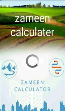 Land & Zameen, Plot Size & Bath Tiles Calculator poster