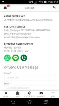 ARENA XPRNC screenshot 3