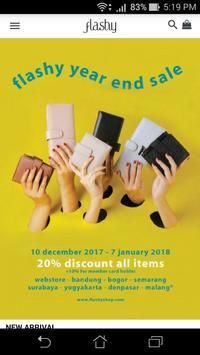 Flashy Shop poster