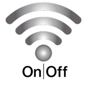WiFi switch controller icon