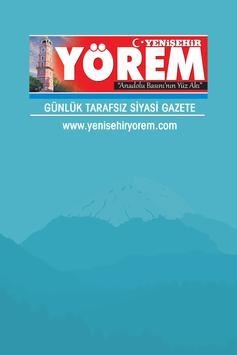 Yenişehir Yörem poster