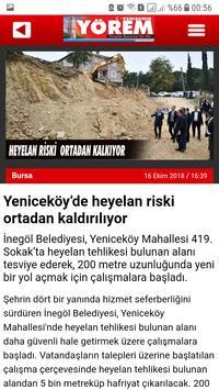 Yenişehir Yörem screenshot 4