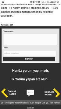 Yenişehir Yörem screenshot 6