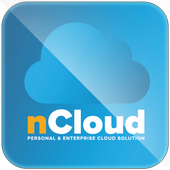 nCloud: Save Your Memories icon