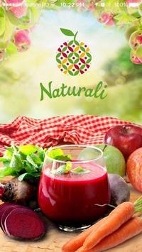 Naturali poster