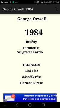 George Orwell: 1984 screenshot 3