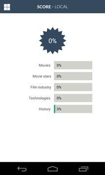 History of Movies Quiz screenshot 13